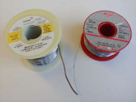 how to choose solder wire