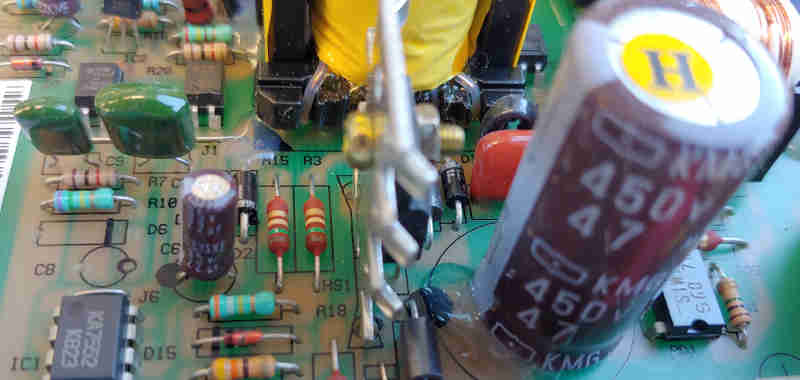How to solder electronics