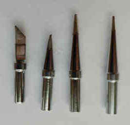 selecting iron tip
