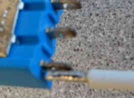 connecting thick wire to toggle switch