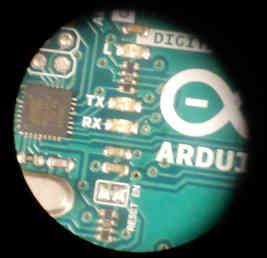 soldering with temperature controlled soldering iron