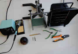 beginner soldering tools